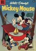 Mickey Mouse (1941-90 Dell/Gold Key/Gladstone) 55-15C