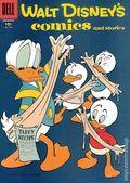 Walt Disney's Comics and Stories (1940 Dell/Gold Key/Gladstone) 206-10C