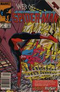 Web of Spider-Man (1985 1st Series) Canadian Price Variant 6