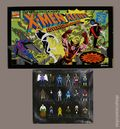 Uncanny X-Men Alert Adventure Board Game (1992 Pressman) #4440AP