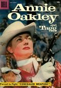 Annie Oakley and Tagg (1955 Dell) 14