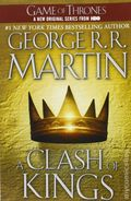 A Clash of Kings SC (2012 Bantam Books) A Song of Ice and Fire Novel HBO Tie-In Edition 1-1ST