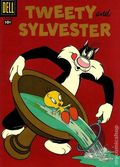 Tweety and Sylvester (1954 Dell) 17
