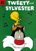 Tweety and Sylvester (1954 Dell) 19