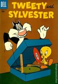 Tweety and Sylvester (1954 Dell) 20