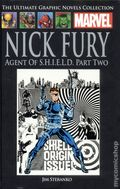 Nick Fury Agent of Shield HC (2014-2015 HP) Marvel The Ultimate Graphic Novels Collection 9-1ST