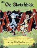 An Oz Sketchbook SC (1988 IWOC) By Dick Martin 1-1ST