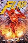 Flash Omnibus HC (2016 DC) By Francis Manapul and Brian Buccellato 1-1ST