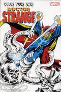 Color Your Own Doctor Strange SC (2016 Marvel) 1-1ST
