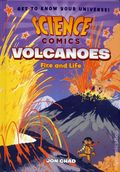 Science Comics Volcanoes HC (2016 First Second Books) Fire and Life 1-1ST