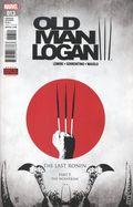 Old Man Logan (2016 Marvel) 13