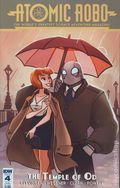 Atomic Robo and The Temple of Od (2016 IDW) 4SUB
