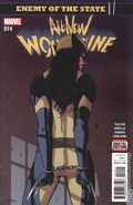 All New Wolverine (2015) 14A
