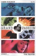 Grand Passion (2016 Dynamite) 1A