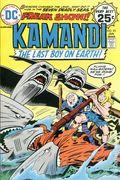 Kamandi (1972) Mark Jewelers 25MJ