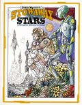 John Byrne's Stowaway to the Stars SC (2016 IDW) A Graphic Album to Color 1-1ST