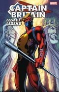Captain Britain Legacy of Legend TPB (2016 Marvel) 1-1ST