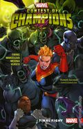 Contest of Champions TPB (2016 Marvel) By Al Ewing 2-1ST