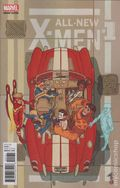 All New X-Men (2015 2nd Series) Annual 1C