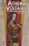 Athena Voltaire and the Volcano Goddess (2016 Action Lab) 1A