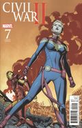 Civil War II (2016 Marvel) 7F