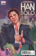 Star Wars Han Solo (2016 Marvel) 5B