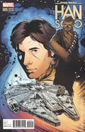 Star Wars Han Solo (2016 Marvel) 5D