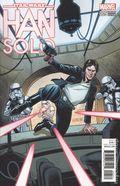 Star Wars Han Solo (2016 Marvel) 5E