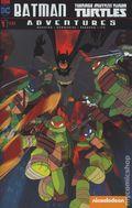 Batman Teenage Mutant Ninja Turtles Adventures (2016 IDW) 1B