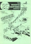 PS The Preventive Maintenance Monthly Index 196001