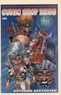 Comic Shop News Newspaper (1987-Present) CSN 445
