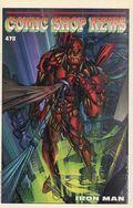 Comic Shop News Newspaper (1987-Present) CSN 464