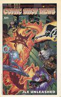 Comic Shop News Newspaper (1987-Present) CSN 511