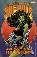 Sensational She-Hulk TPB (2016 Marvel) By John Byrne: The Return 1-1ST