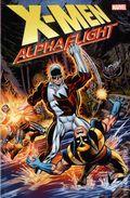 X-Men/Alpha Flight TPB (2016 Marvel) 1-1ST