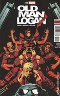 Old Man Logan (2016 Marvel) 14