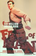 Six Million Dollar Man Fall (2016 Dynamite) 5