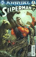 Superman (2016 4th Series) Annual 1