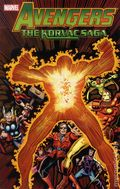Avengers The Korvac Saga TPB (2012 Marvel) 3rd Edition 1-REP