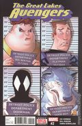 Great Lakes Avengers (2016) 2A