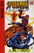 Marvel Age Spider-Man Team-Up SC (2004 Marvel) A Target Saddle-Stitched Collection 1-1ST