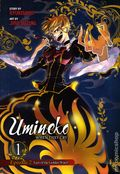 Umineko When They Cry GN (2013 Yen Press) Episode 2: Turn of the Golden Witch 1-1ST