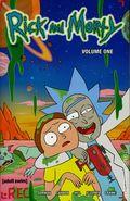 Rick and Morty TPB (2015- Oni Press) 1-REP