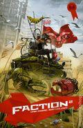 Faction TPB (2013 3BadMonkeys) Kiwi Comic Anthology 2-1ST