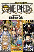 One Piece TPB (2009- Viz) 3-in-1 Volume 52-54-1ST