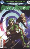 Green Arrow (2016 5th Series) 12A