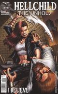 Hellchild The Unholy (2016 Zenescope) 2A