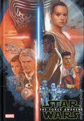 Star Wars The Force Awakens HC (2016 Marvel) 1-1ST