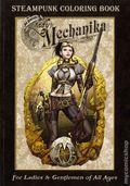 Lady Mechanika Steampunk Coloring Book SC (2016 Benitez) 1-1ST