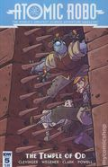 Atomic Robo and The Temple of Od (2016 IDW) 5